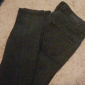 Size 2 Black Skinny Jeans